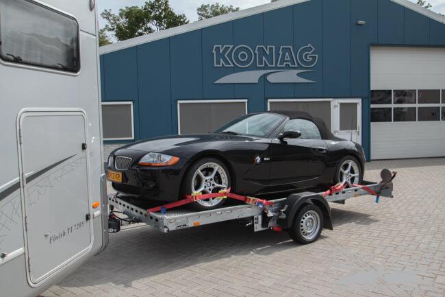 Autotransporter Konag Proline zakbare autoambulance-2
