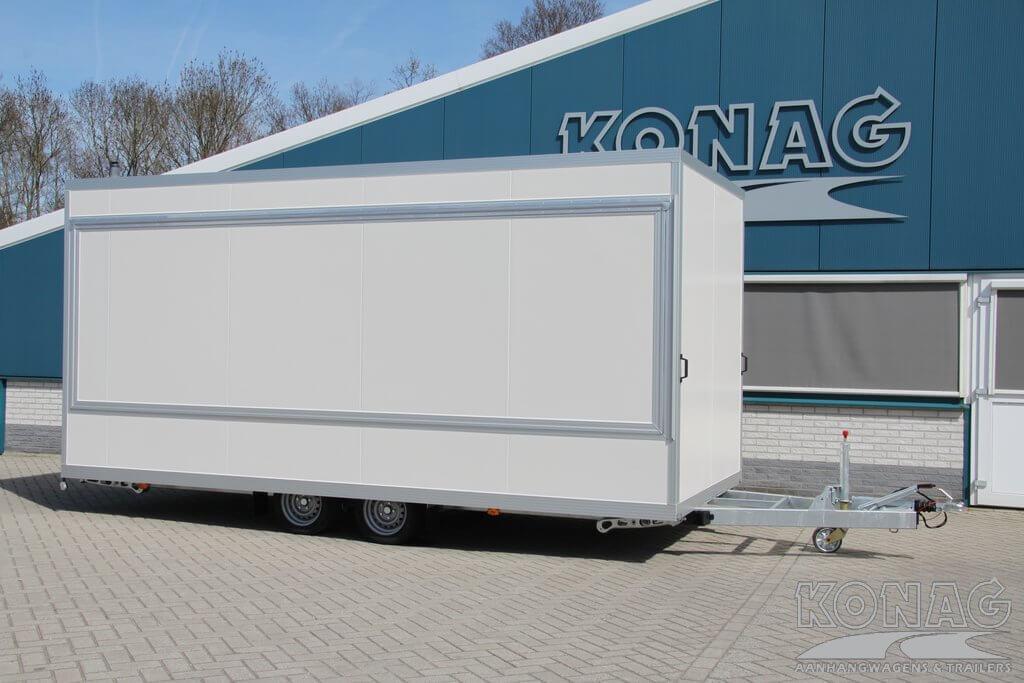 Konag casco verkoopwagen 500 cm