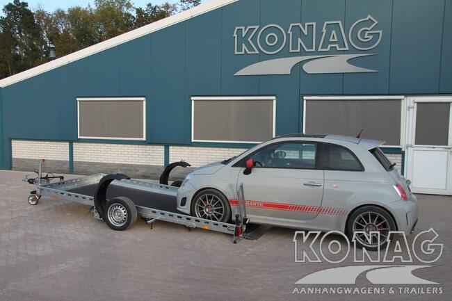 Zakbare autotransporter AMT Proline