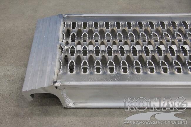 Aluminium oprijplaten Proline