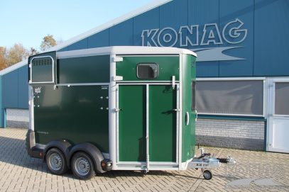 Ifor Williams HB511 paardentrailer