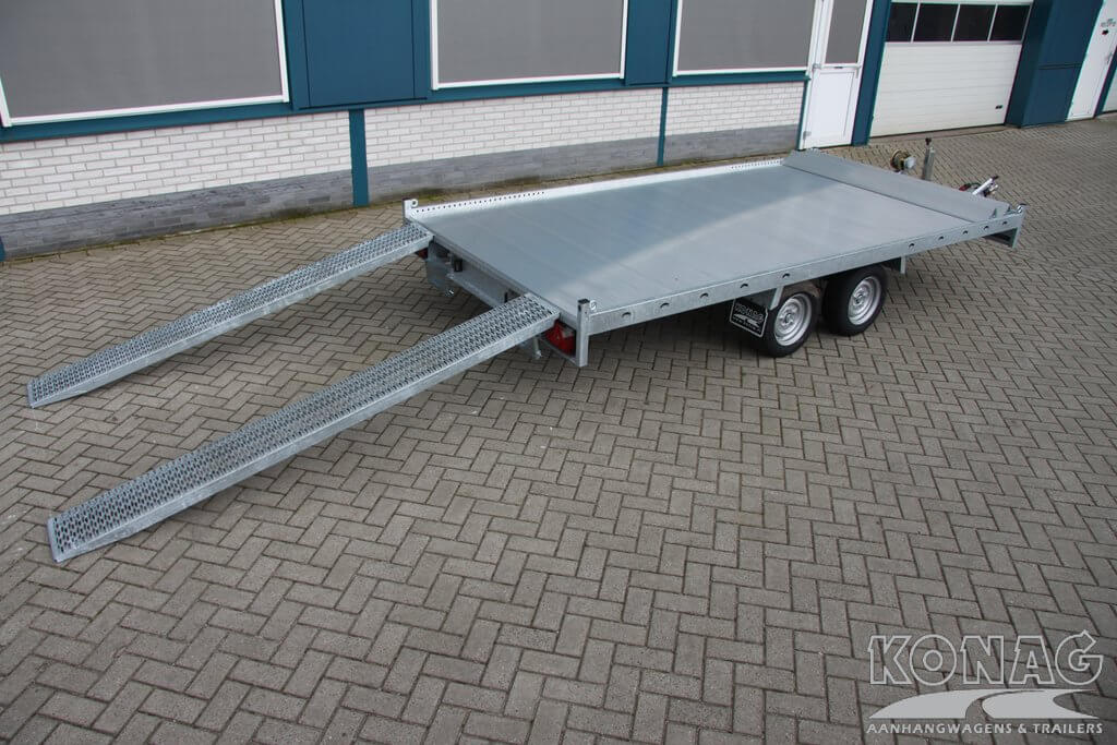 Anssems MSX autotransporter rijplaten