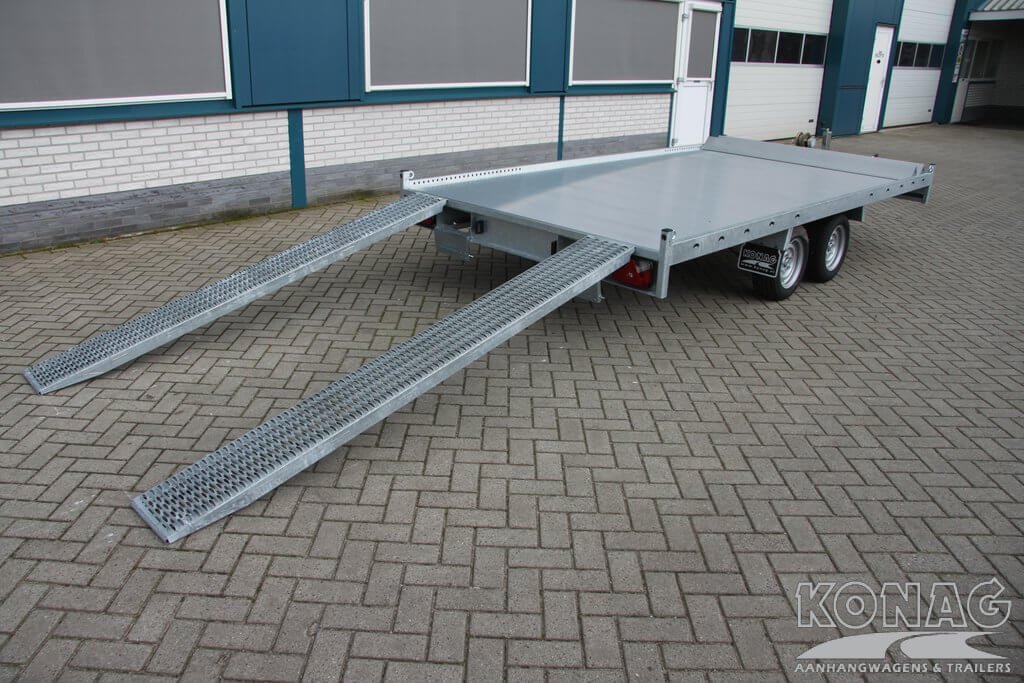 Autotransporter Anssems MSX rijplaten