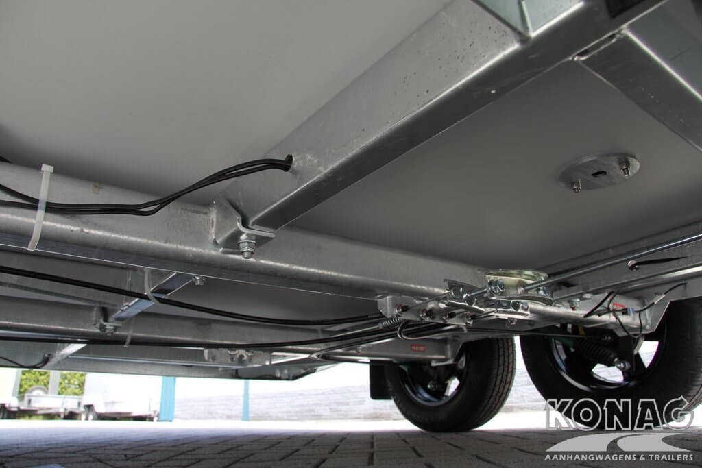 Careliner degelijk chassis