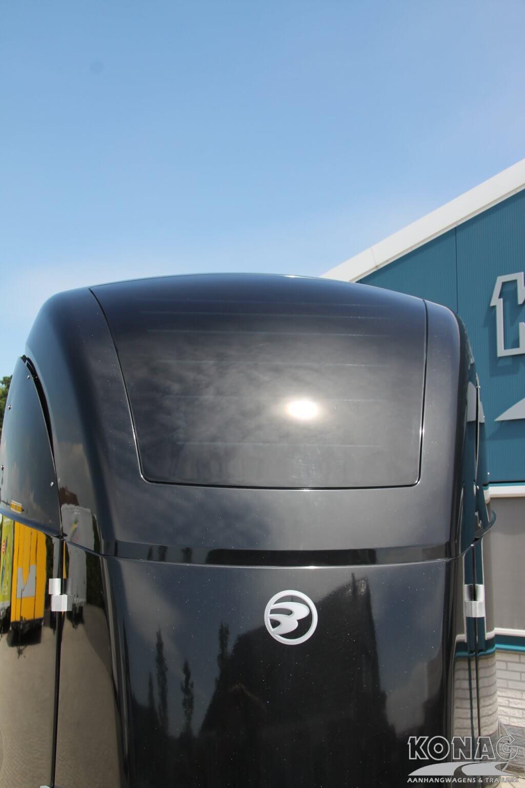 Careliner zwart panoramadak