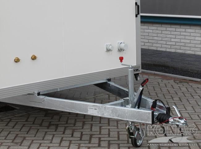 Dissel Konag Presentatiewagen