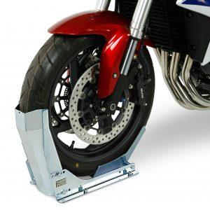 Vastzetsysteem motortrailer