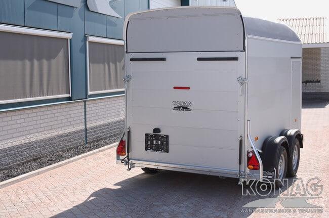 Achterlichtbescherming van Easyline bagagewagen
