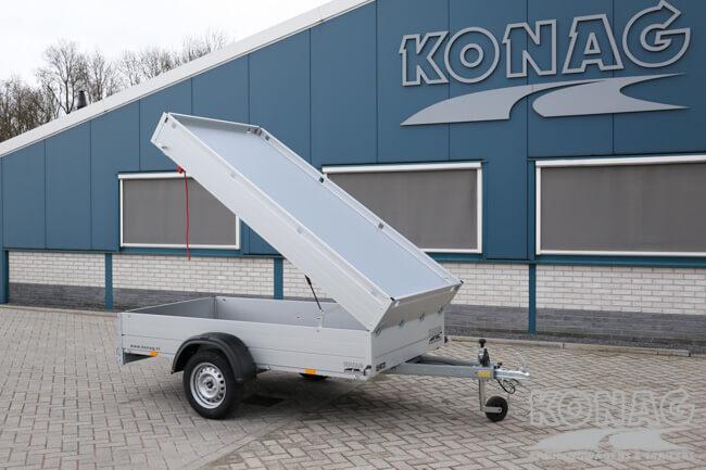 anssems bagagewagen gt 750 voordelig bij konag. Black Bedroom Furniture Sets. Home Design Ideas