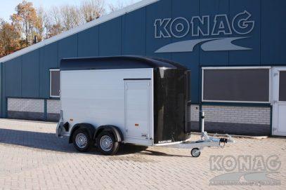 Easyline poly xl tandemasser motoraanhangwagen