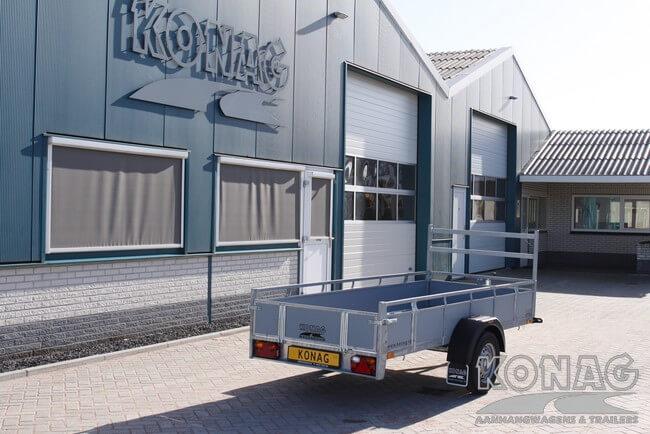Easyline enkelasser bakwagen 300x132 achterzijde