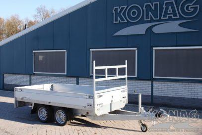 proline plateauwagen verlaagd 300x155 tandemasser Konag Aanhangwagens