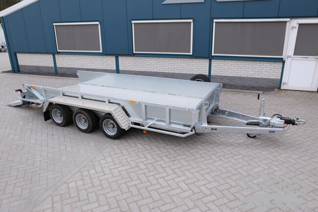 Ifor Williams GP146 Machinetransporter