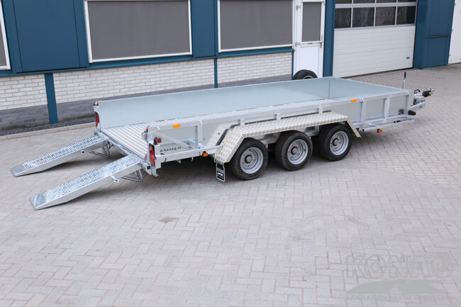 Ifor Williams 146 Machinetransporter 430x180 3500 kg-9