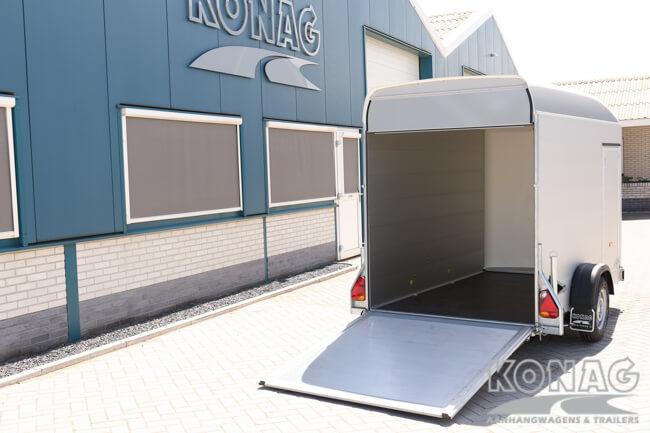 Easyline Poly XL enkelas aluminium uitvoering