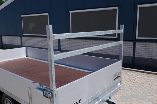 Easyline plateau-aanhangwagen 310x155