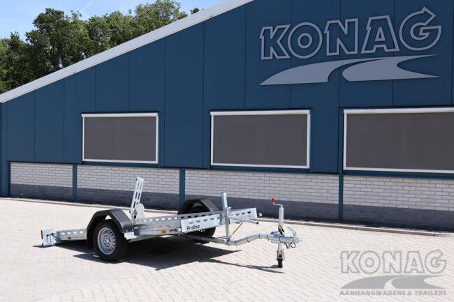 Proline transporter aanhangwagen 260x155