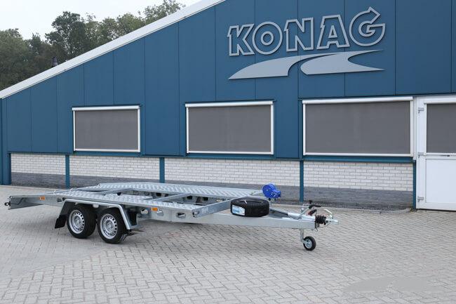 Proline Transporto autotransporter 400x200